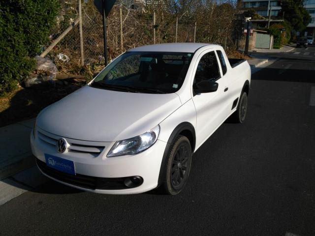 Camionetas Automotora RPM Volkswagen Saveiro 1.6 comfort cab extendida 2013