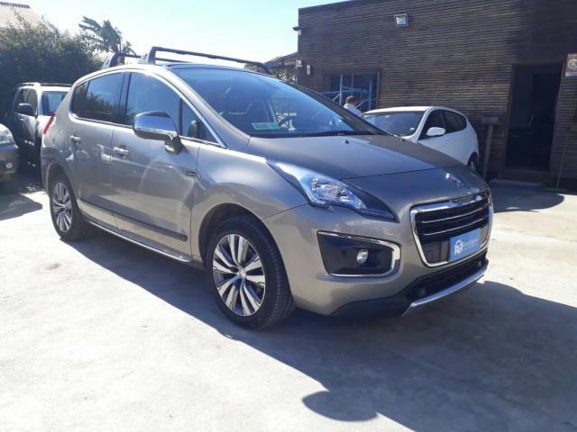 Peugeot 3008 1.6 bluehdi 120 allure
