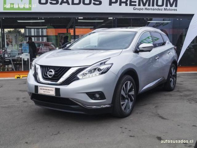 Camionetas Hernández Motores Nissan Murano 2017