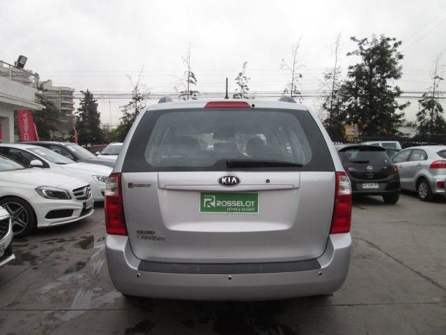 kia grand carnival lx dsl 2.2 6 at sr dvd euro v - 1366