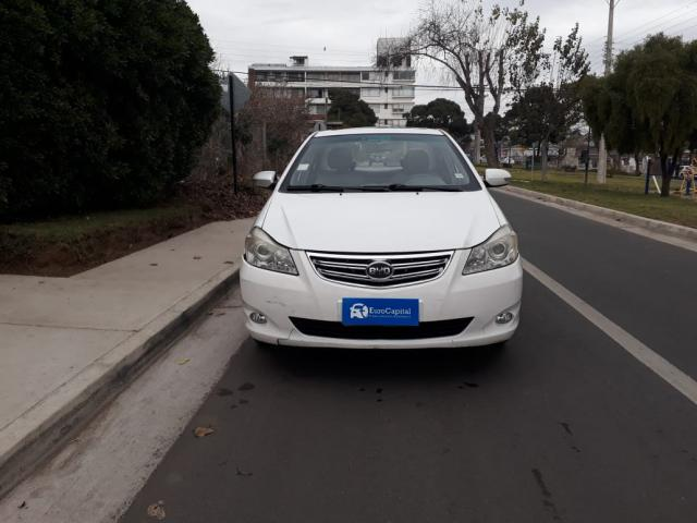 Autos Automotora RPM BYD G3 1.5 glx 2012