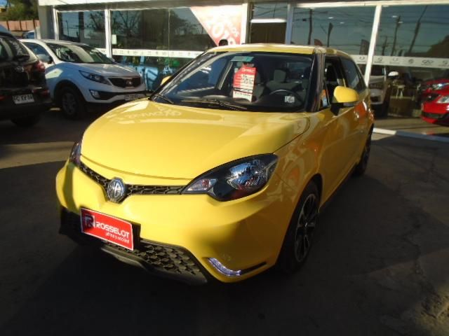 Autos Rosselot Mg New mg 3 mt 1.5 comfort plus 315-421 euro v 2017