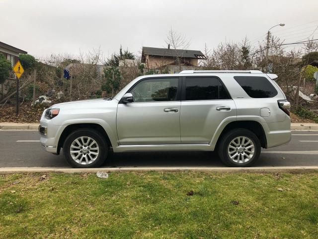Toyota 4runner ltd 3f