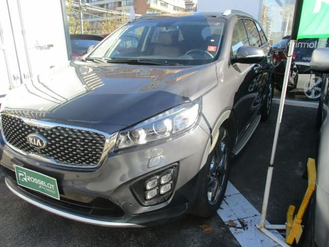 kia new sorento gtl 2.2l dsl 6at awd 4x4 - 1813