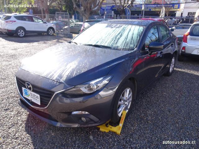 Autos Hernández Motores Mazda 3 2015