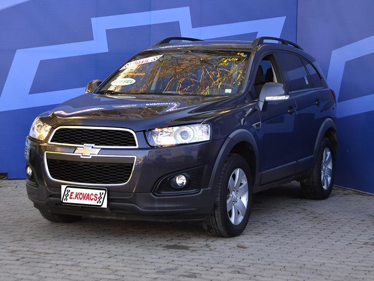 Camionetas Kovacs Chevrolet Captiva ls 2015