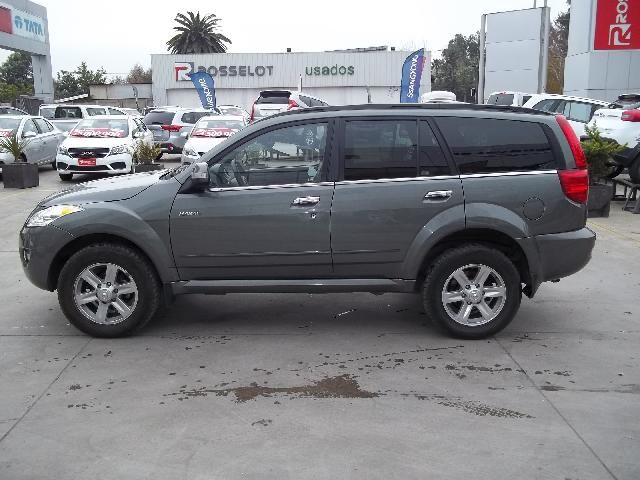 Great Wall haval 5 lx 2.4 mt 4x4 cuero