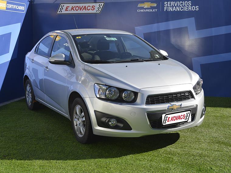 Autos Kovacs Chevrolet Sonic lt 2014