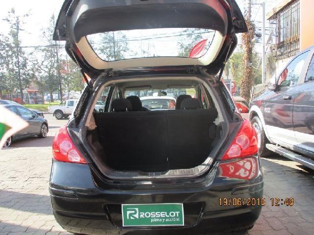 nissan tiida hatchback 1.6 mec