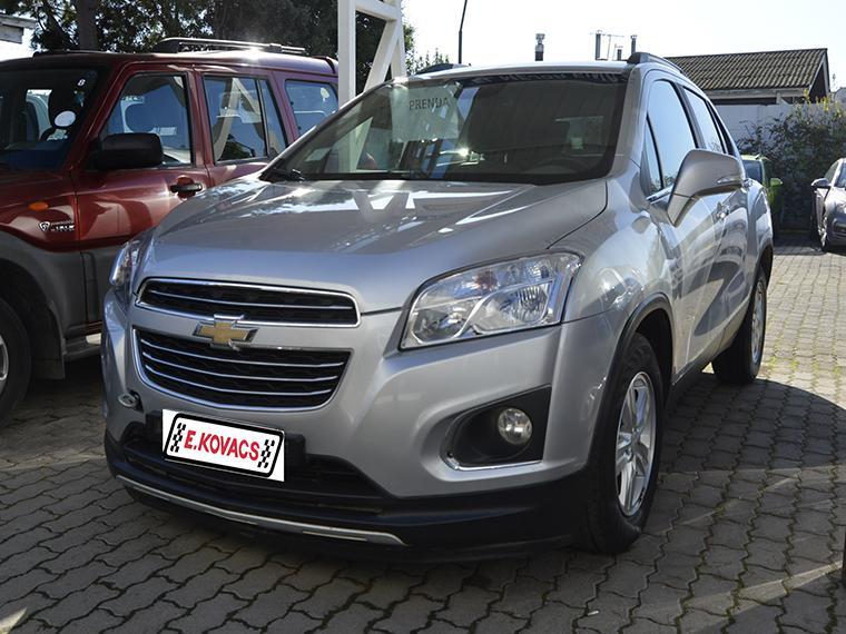 Camionetas Kovacs Chevrolet Tracker lt 2016