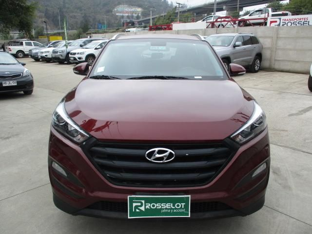 Camionetas Rosselot Hyundai Tucson 2.0 gl 2wd 5mt ac 2ab abs 2017