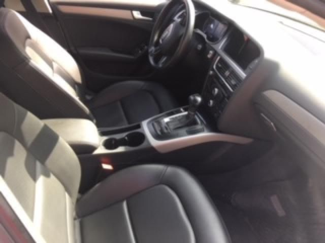 Autos Rosselot Audi A4 1.8 turbo aut 2013