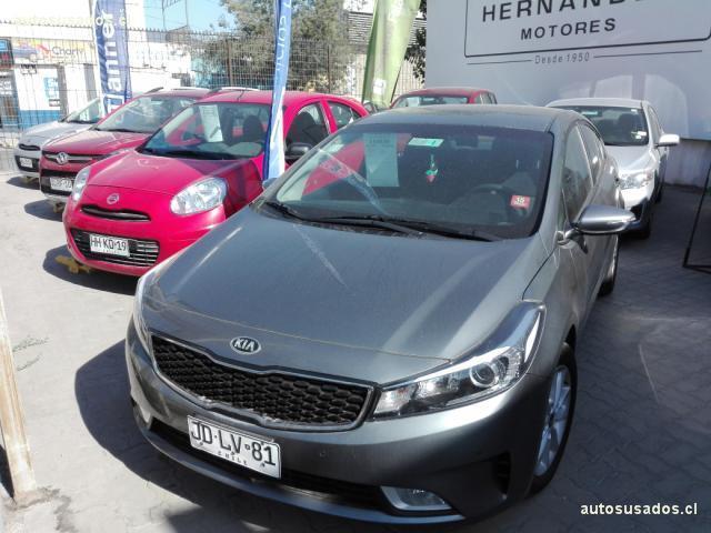 Autos Hernández Motores Kia Cerato 2017