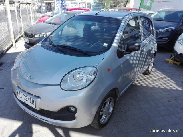 Autos Hernández Motores Chery Iq 2015