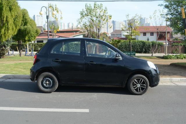 Autos Automotora RPM Nissan March sence 1.6 2012