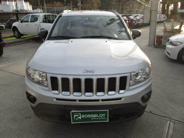 Autos Rosselot Chrysler New compass sport 2.4l at 4x2 2013