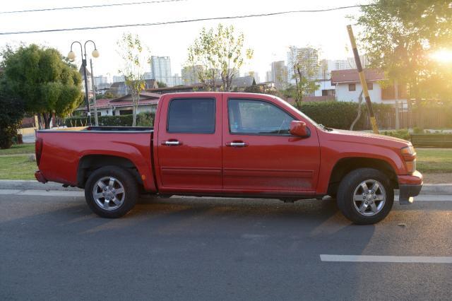 Camionetas Automotora RPM Chevrolet Colorado 2.9 2012