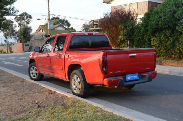 Chevrolet colorado 2.9