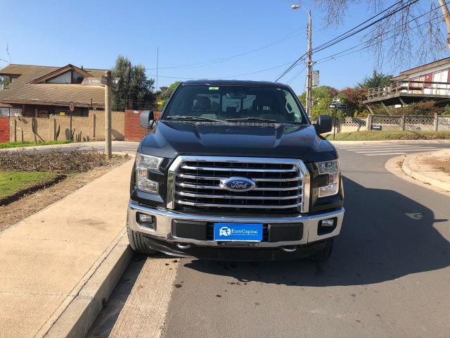 Ford f150 xlt 4x4 5.0 aut