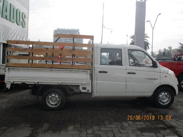 Camionetas Rosselot Foton Midi cabina doble 1.3 mt  2017