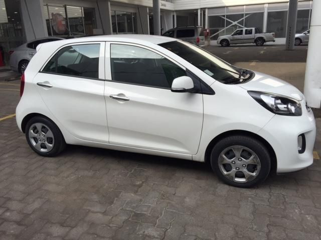 kia morning ex 1.2l 5mt dab ac - 1742