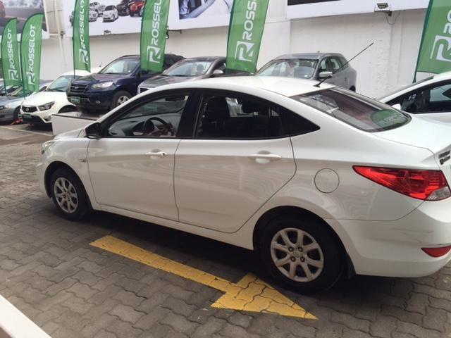 Autos Rosselot Hyundai Accent gl 1.4 2013