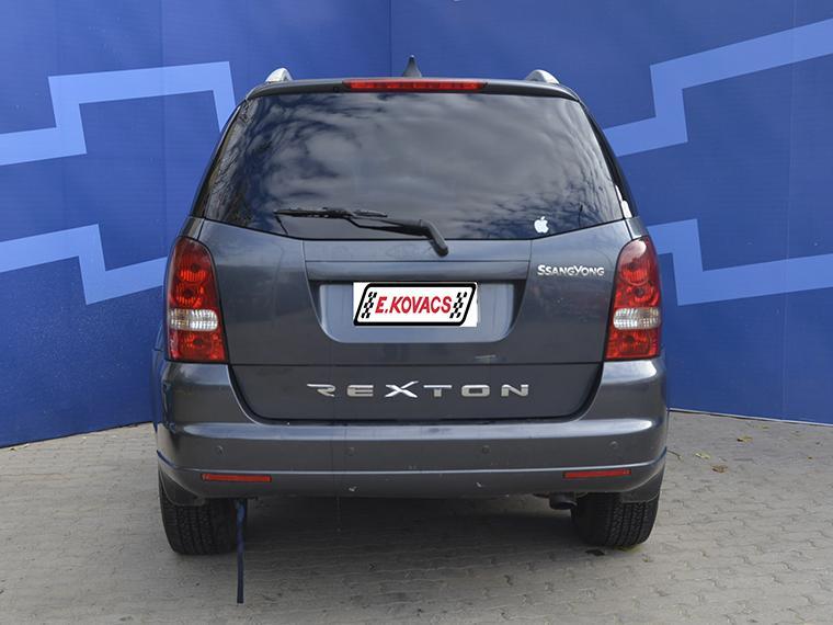 Camionetas Kovacs Ssangyong Rexton crdi 2009