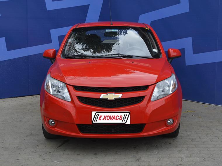 Autos Kovacs Chevrolet Sail ls 2012