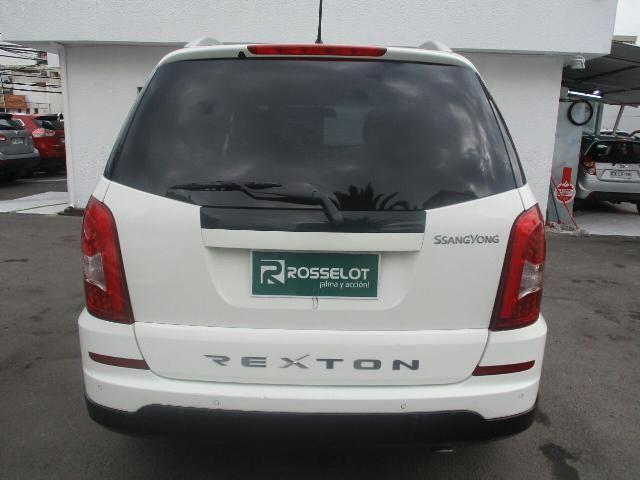 ssangyong rexton w 4x4  - wxc212