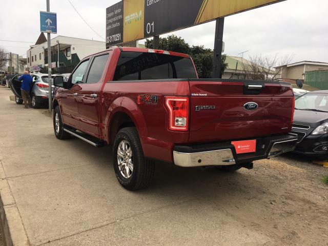 Ford f150 xlt 4x4 5.0 aut