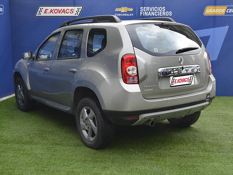 renault duster .