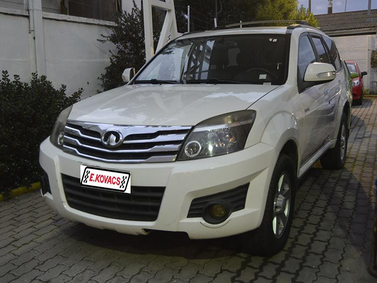 Camionetas Kovacs Great Wall Haval h3 2012