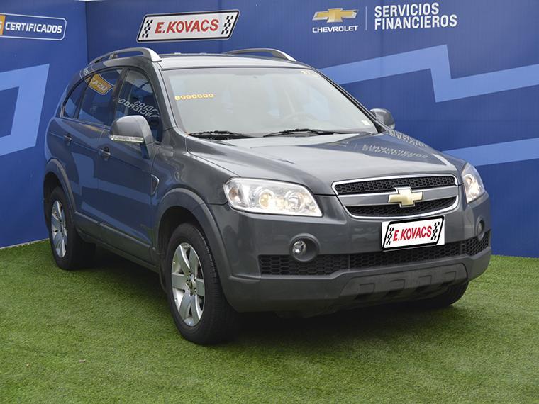Camionetas Kovacs Chevrolet Captiva lt 2010