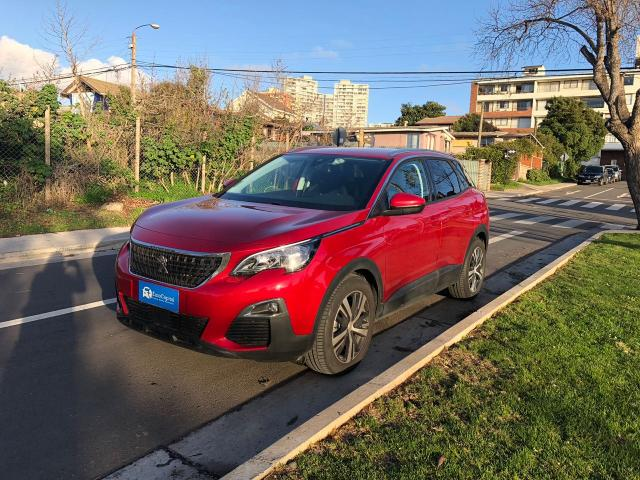 Autos Automotora RPM Peugeot 3008 active bluehdi 1.6 2018