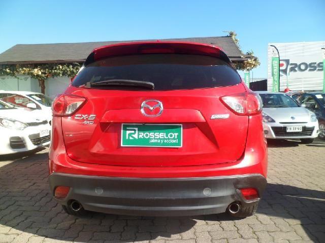 Autos Rosselot Mazda Cx 5 r 2.0 2015