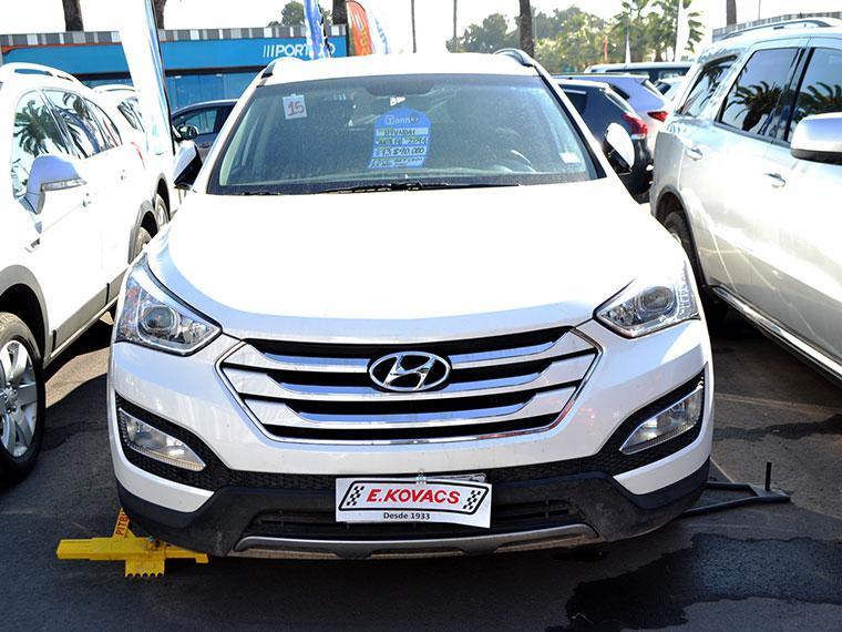 Camionetas Kovacs Hyundai Santa-fe crdi gls 2wd at 2014