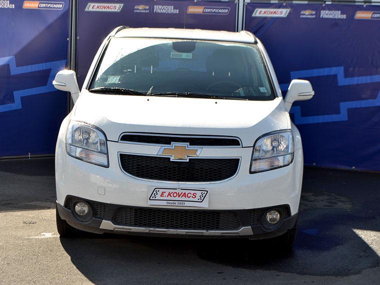 Camionetas Kovacs Chevrolet Orlando lt 6at full 2015