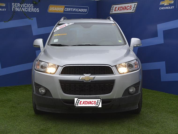 Camionetas Kovacs Chevrolet Captiva lt 2012
