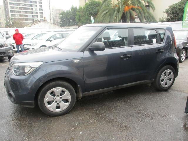 kia new soul lx 1.6 6mt - 1675