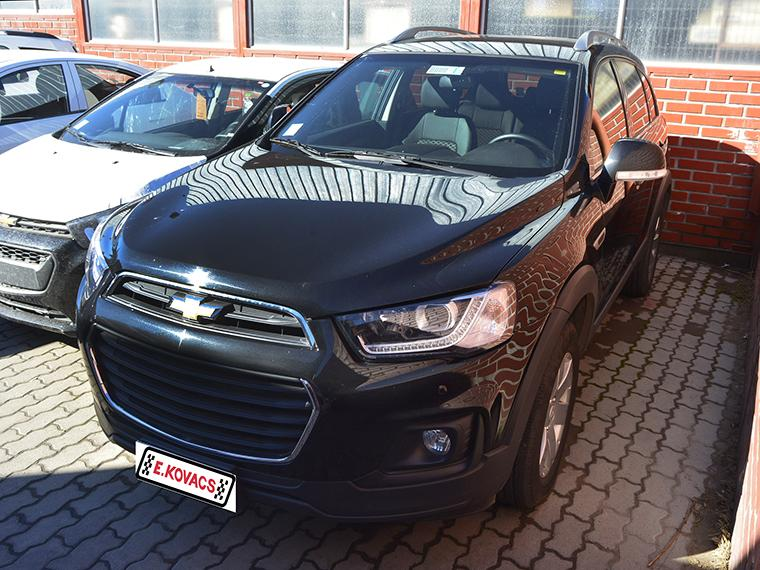 chevrolet captiva lt