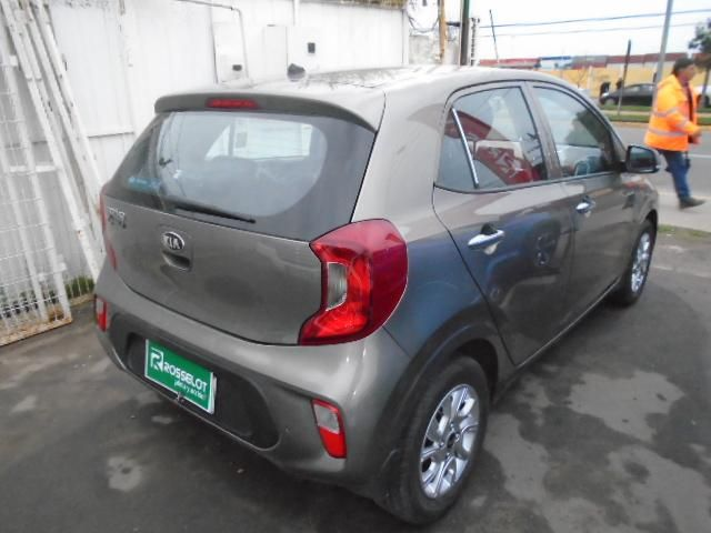kia new morning ex 5mt 1.2l full - 1868