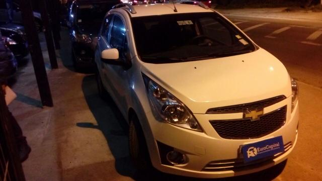Autos Automotora RPM Chevrolet Spark gt 1.2 full 2011
