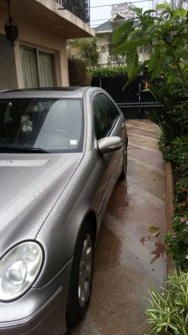 Mercedes-benz c230 at