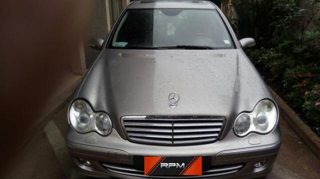 Autos Automotora RPM Mercedes-benz C230 at 2007