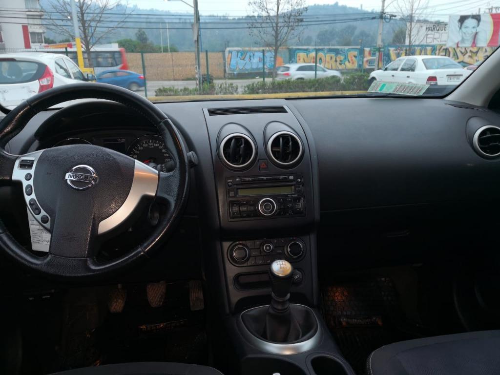 Camionetas Automotora SERCAR Nissan Qashqai 2013