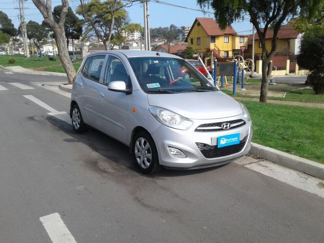 Autos Automotora RPM Hyundai I10 gls 1.1 full ac 2014