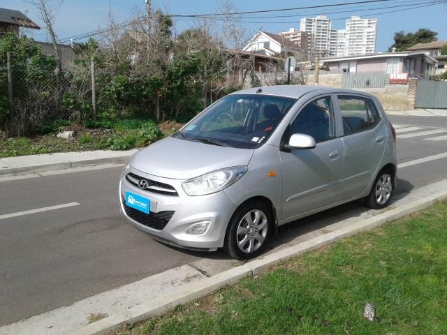 Hyundai i10 gls 1.1 full ac