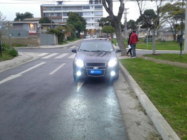 Chevrolet aveo iii hb sport 1.4