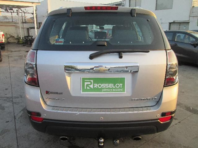 chevrolet captiva ii lt 2.4 at gasolina