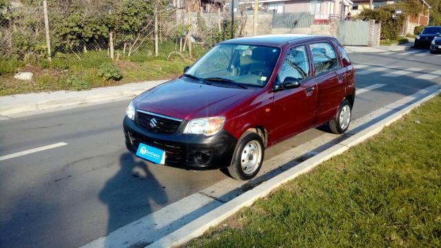 Suzuki alto gl ac